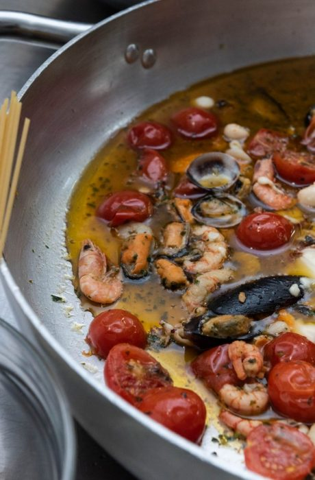 Piatto Pesce Ristorante