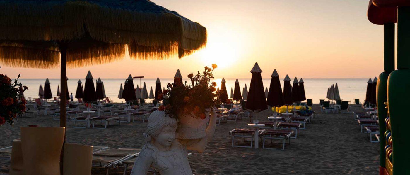 Spiaggia_Paradiso_grottammare_tramonto